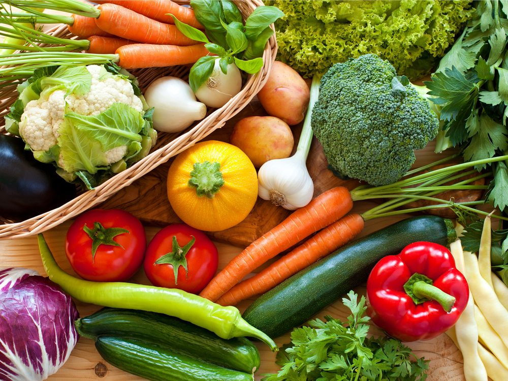Eat more vegetables to avoid clogged arteries