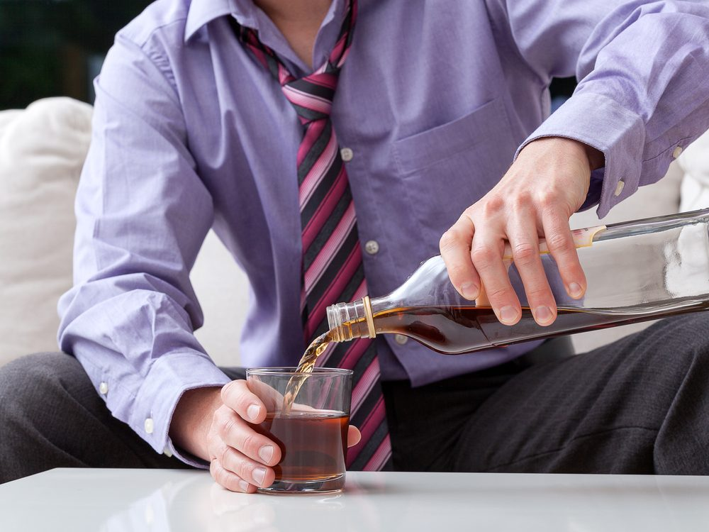 Drinking too much alcohol is a bad habit you can quit