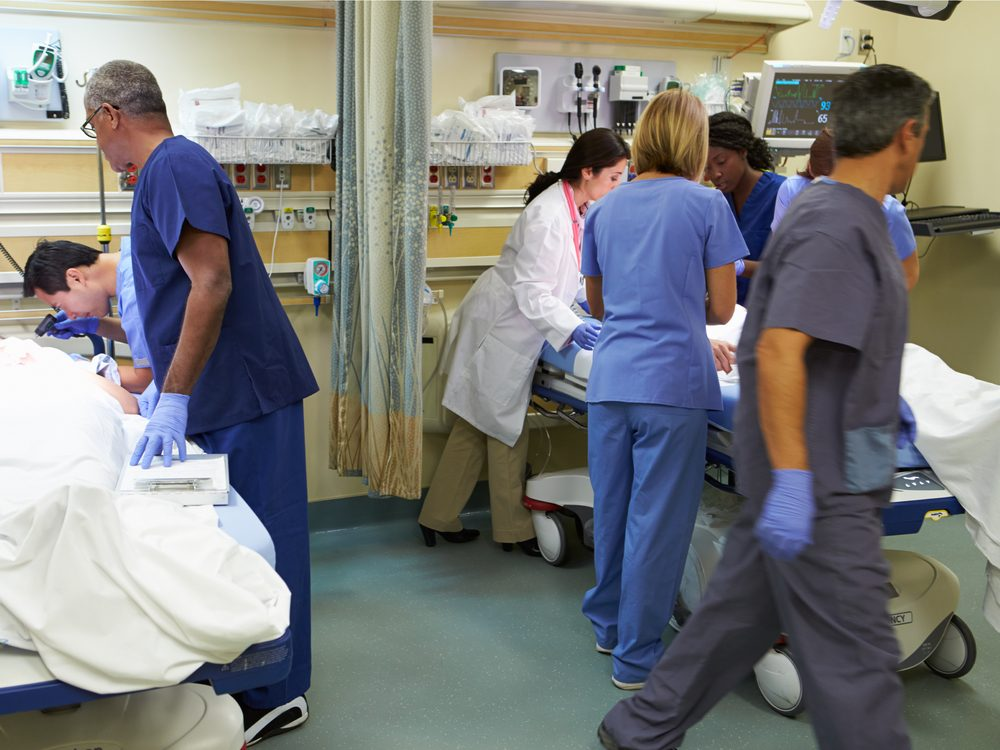 Being patient in the ER is a hospital secret you should know
