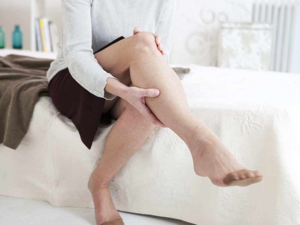 Calf pain might mean clogged arteries