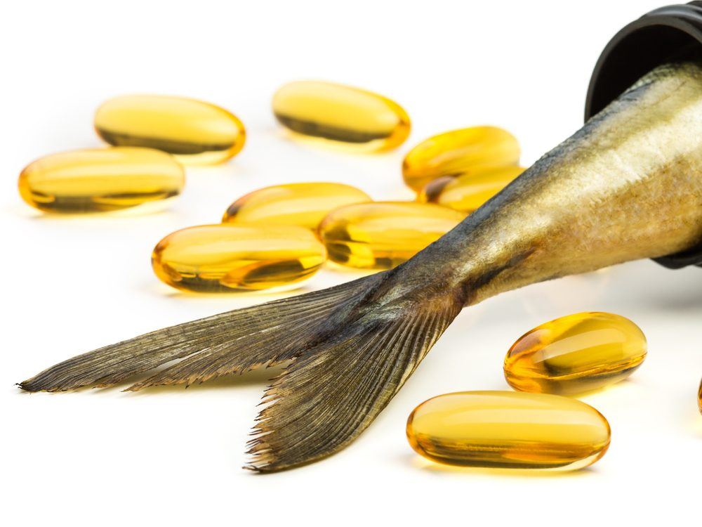 Taking a fish oil supplement is a natural allergy remedy that provides relief