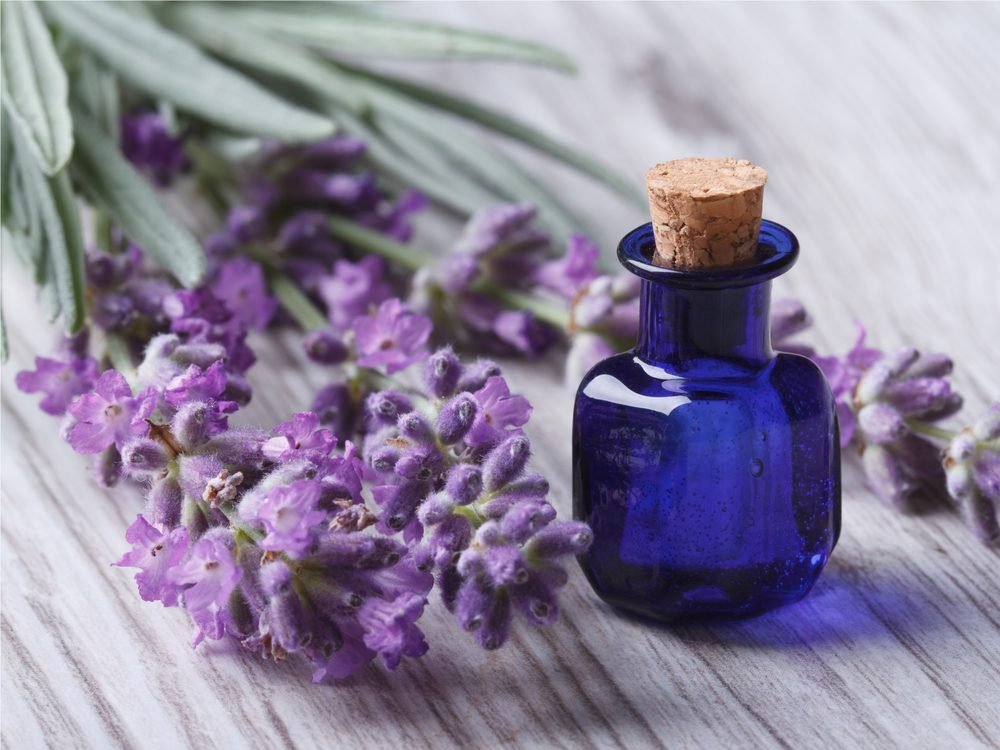 Lavender is an effective home remedy for natural anxiety relief.
