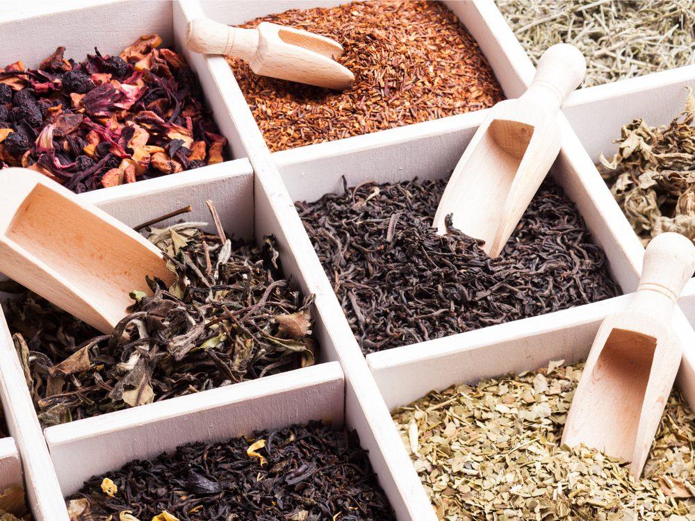 Drink tea to avoid clogged arteries