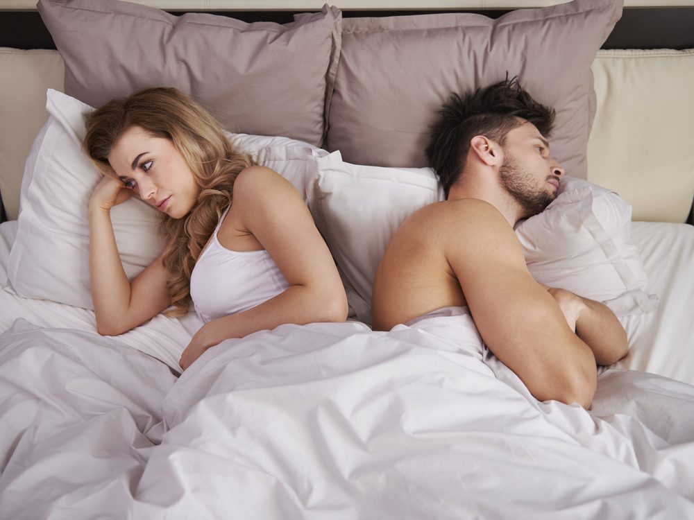 Erectile dysfunction could mean clogged arteries