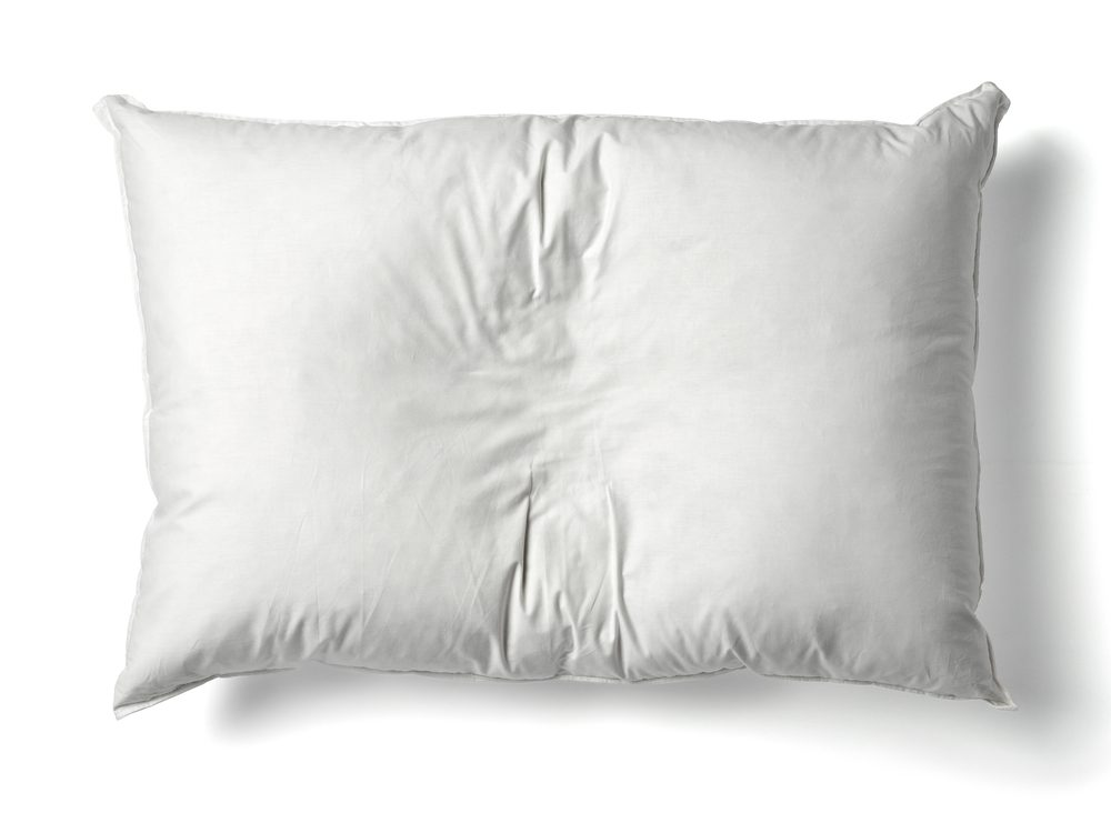 Bringing your own pillow is a hospital secret you should know