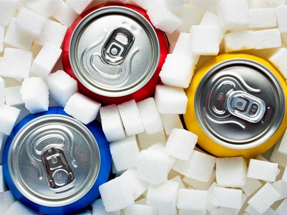 Avoid soda if you don't want clogged arteries