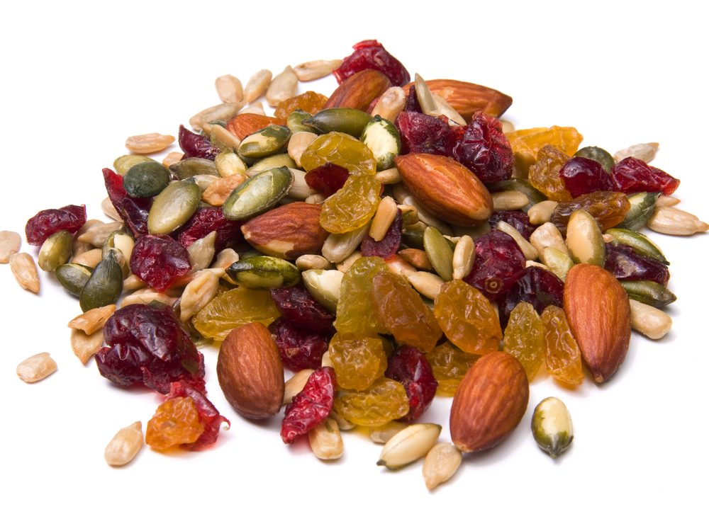Trail mix is a food you should never buy again