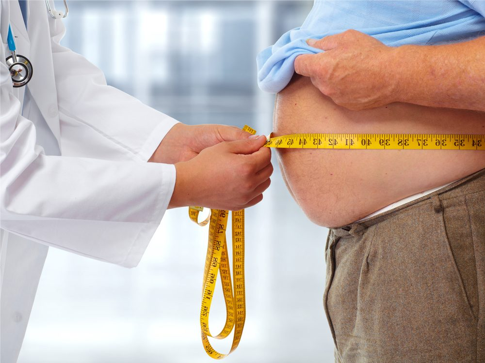 Obesity can lead to liver cancer