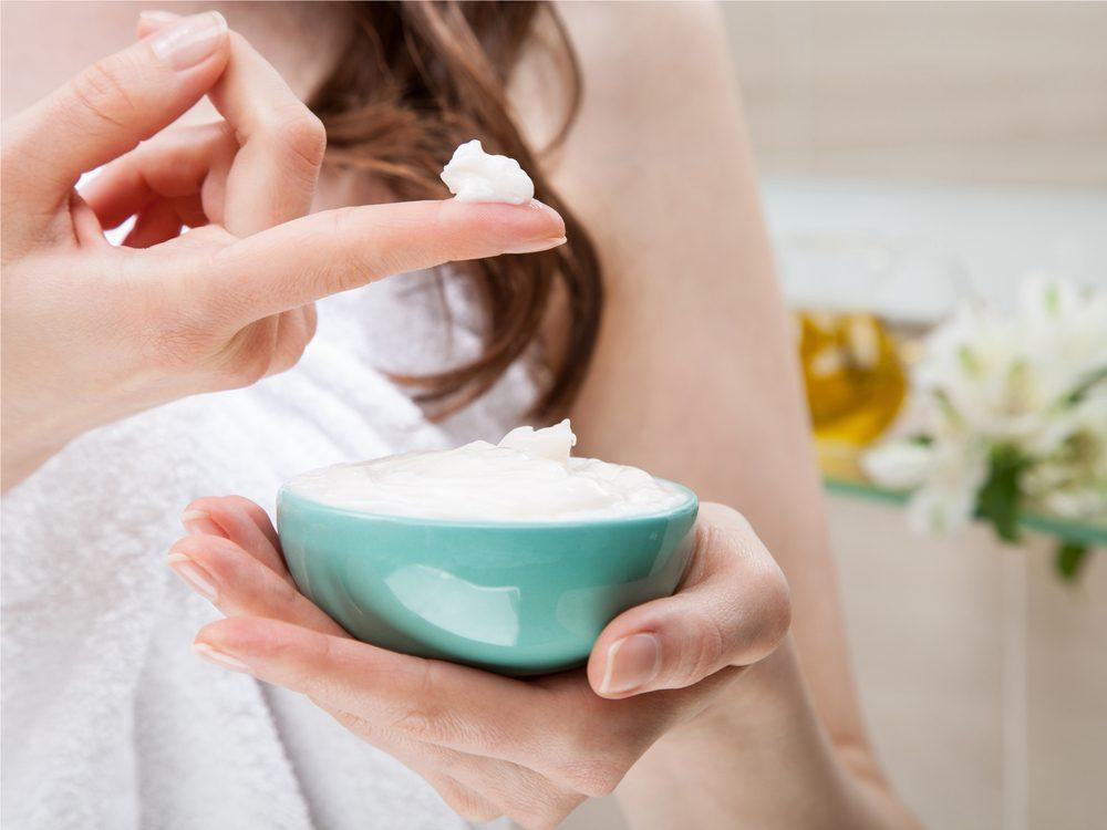 Vegetable shortening helps eczema and psoriasis