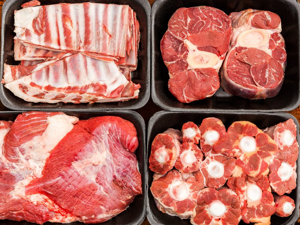 """Eating """"naked"""" meat can help you avoid clogged arteries"""