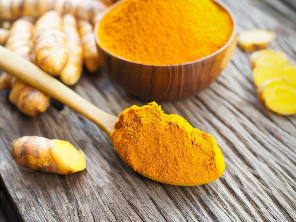 Turmeric can help with eczema and psoriasis