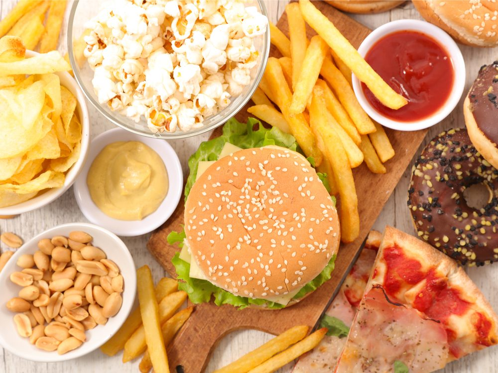 Pay attention to ingredients to train your brain to hate junk food
