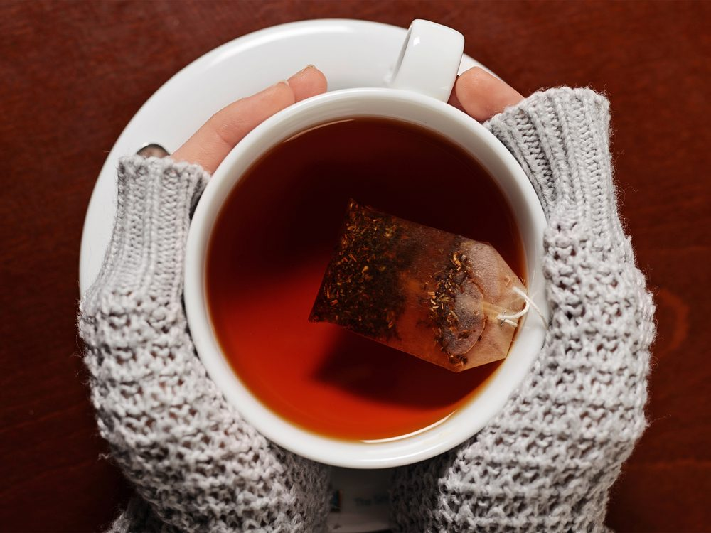 Licorice tea is a natural canker sore home remedy