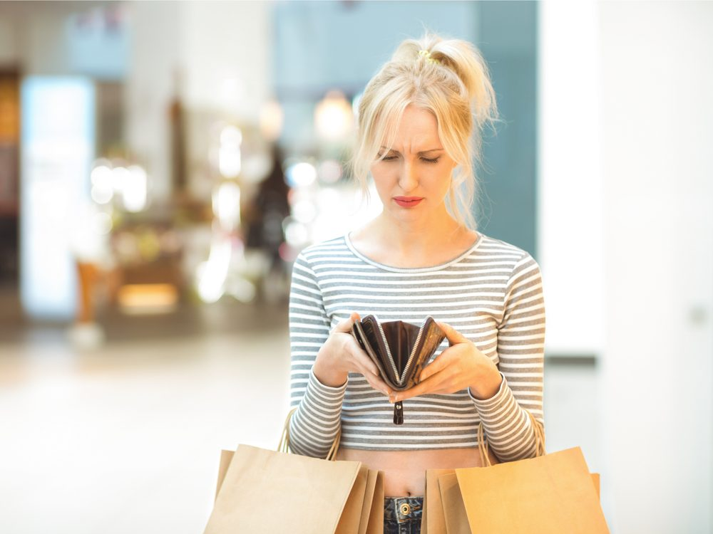 Overspending into debt is a bad habit you can quit