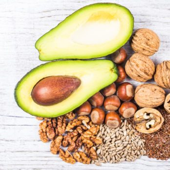 Healthy fats are a surprising home remedy that works for constipation.