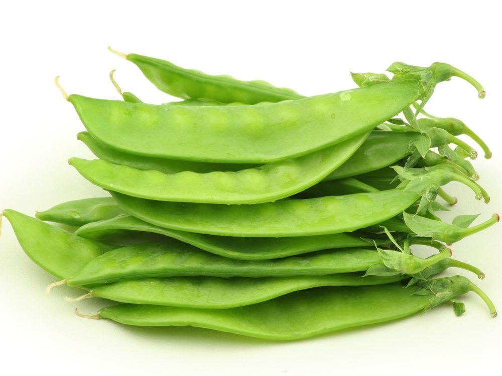 snow-peas