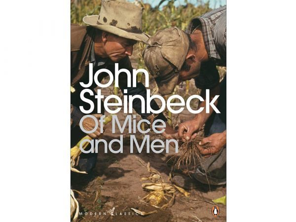 the choices of the protagonist george in of mice and men by john steinbeck