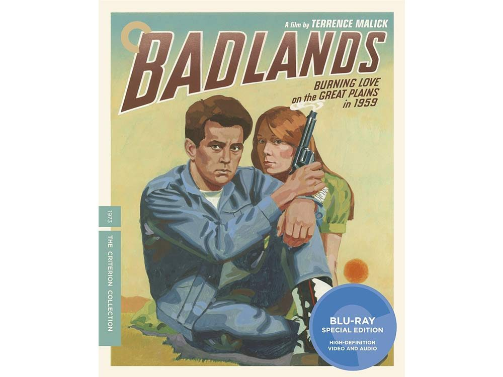 Badlands blu-ray cover