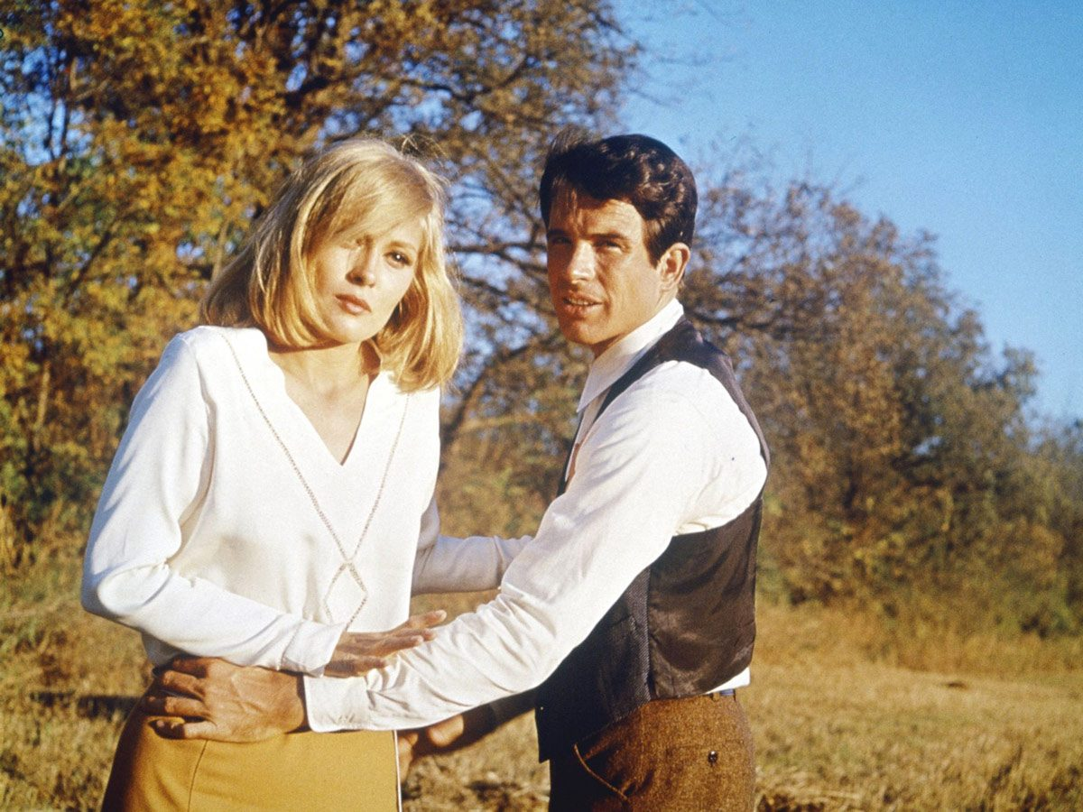 True crime movies - Bonnie and Clyde
