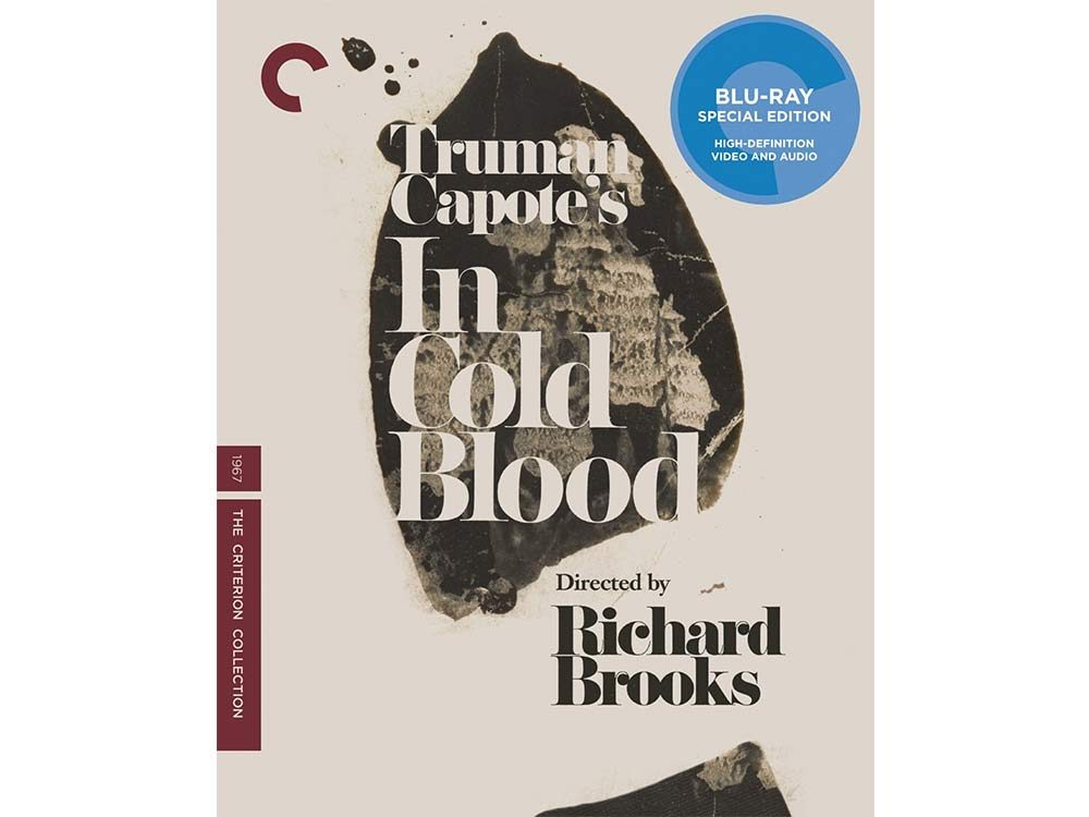 In Cold Blood blu-ray cover