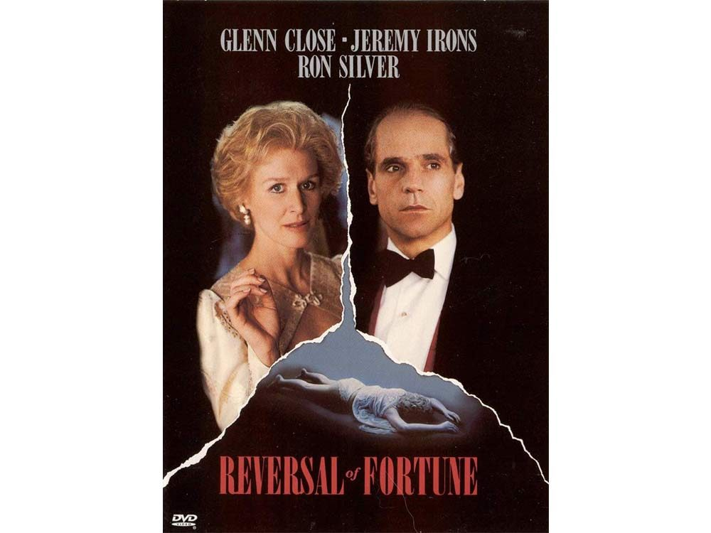 Reversal of Fortune DVD cover