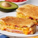 Turkey, Bacon & Avocado Club