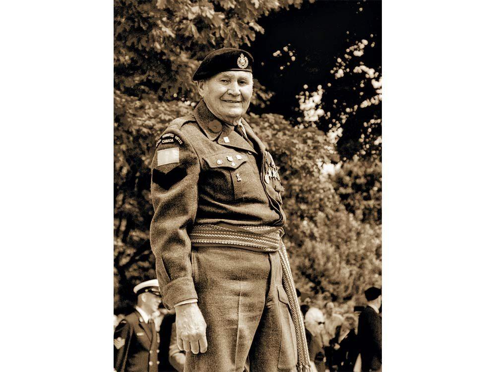 Veteran profile of Francis William Godon