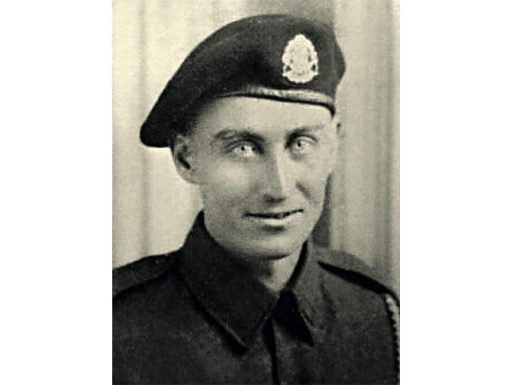 """Veteran profile of William """"Bill"""" Wigley"""