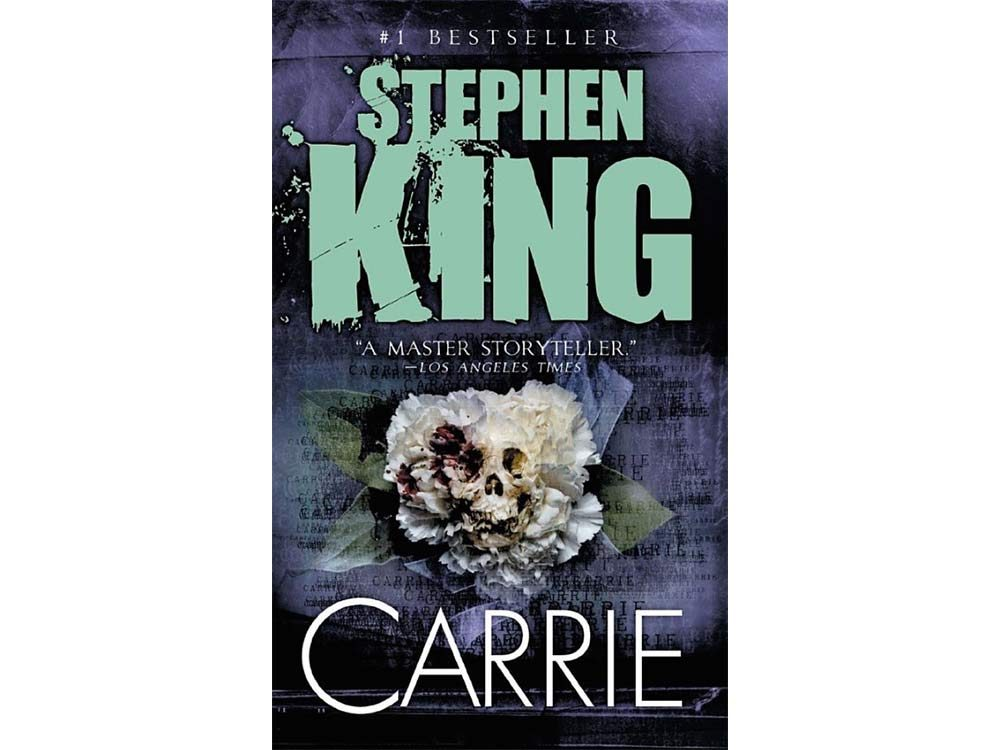 Carrie is one of the most famous debut novels