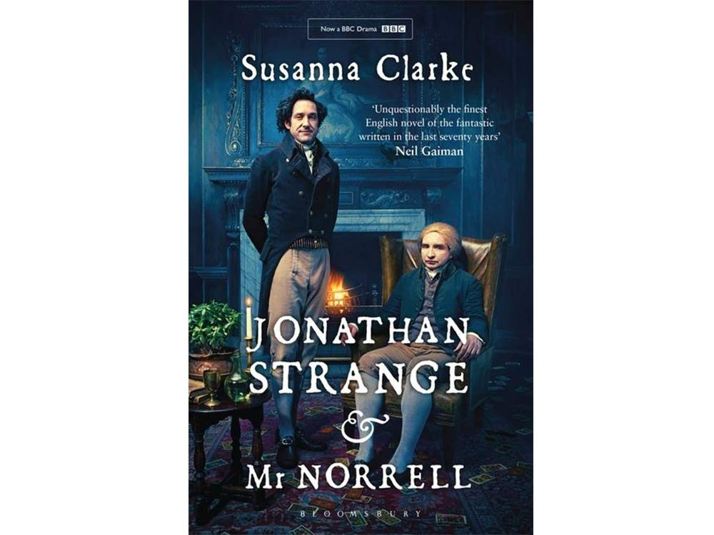 Jonathan Strange and Mr. Norrell by Susanne Clark