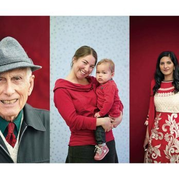 54,000 Portraits: One Photographer Captures the Many Faces of Canada