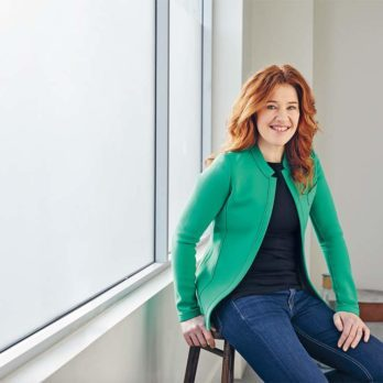 Gold Standard: In Conversation with Clara Hughes
