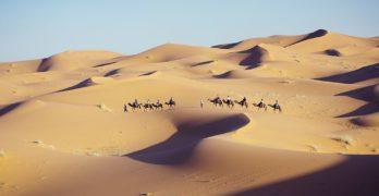 Erg Chigaga Sahara Desert