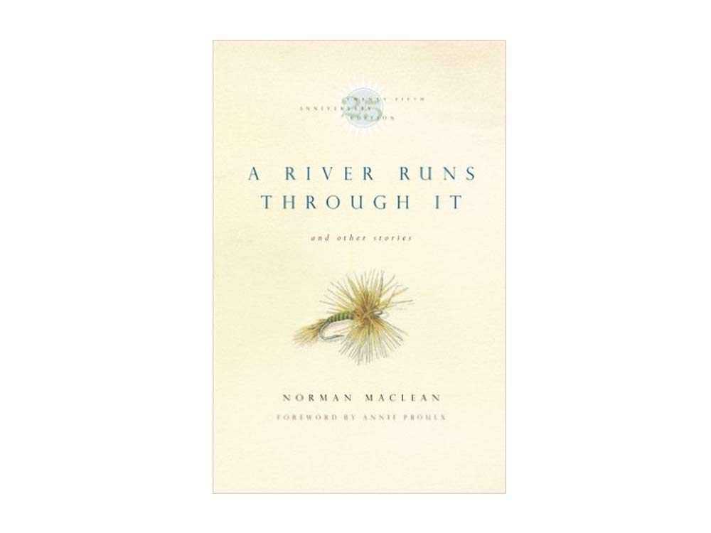 A River Runs Through It is a great Father's Day book