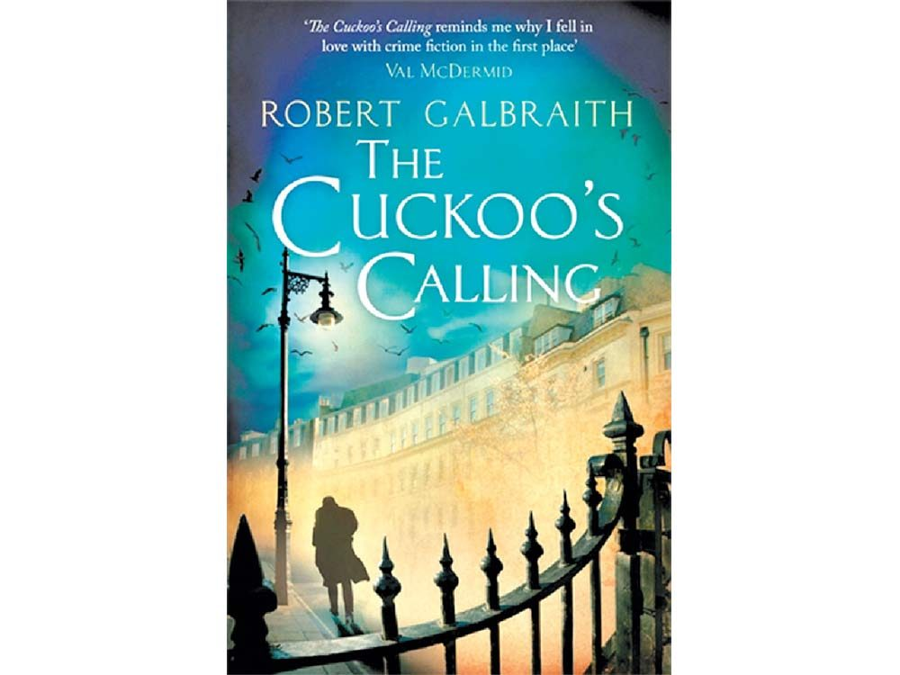 The Cuckoo's Calling by J.K. Rowling