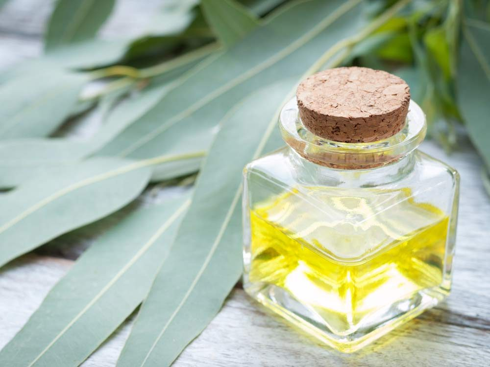 Freshen your car with essential oils