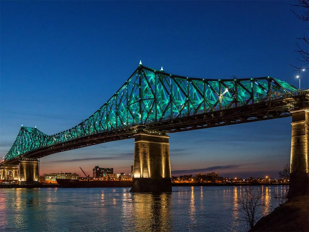 Jacques-Cartier Bridge