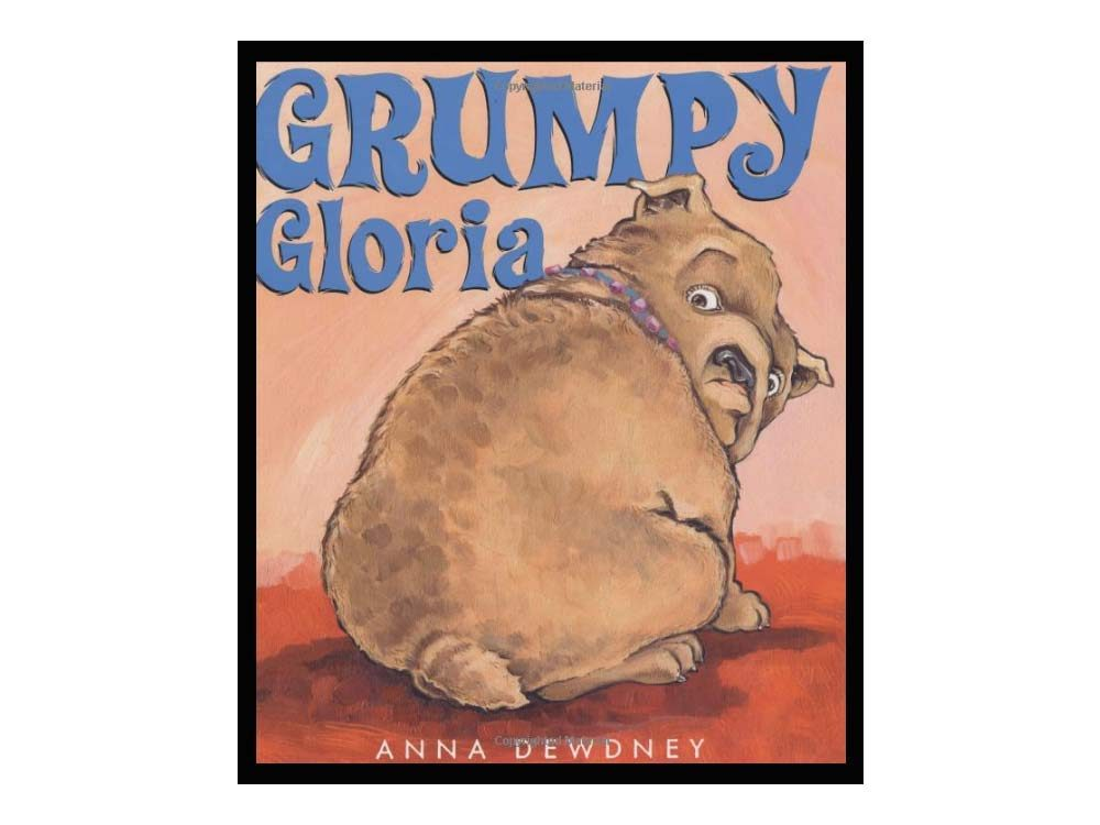 Grumpy Gloria book cover