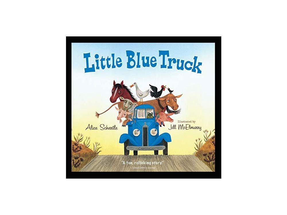 The Little Blue Truck