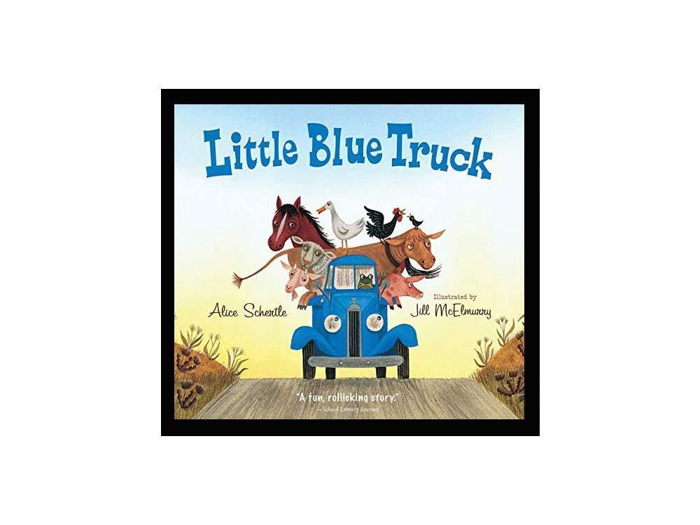 The Little Blue Truck