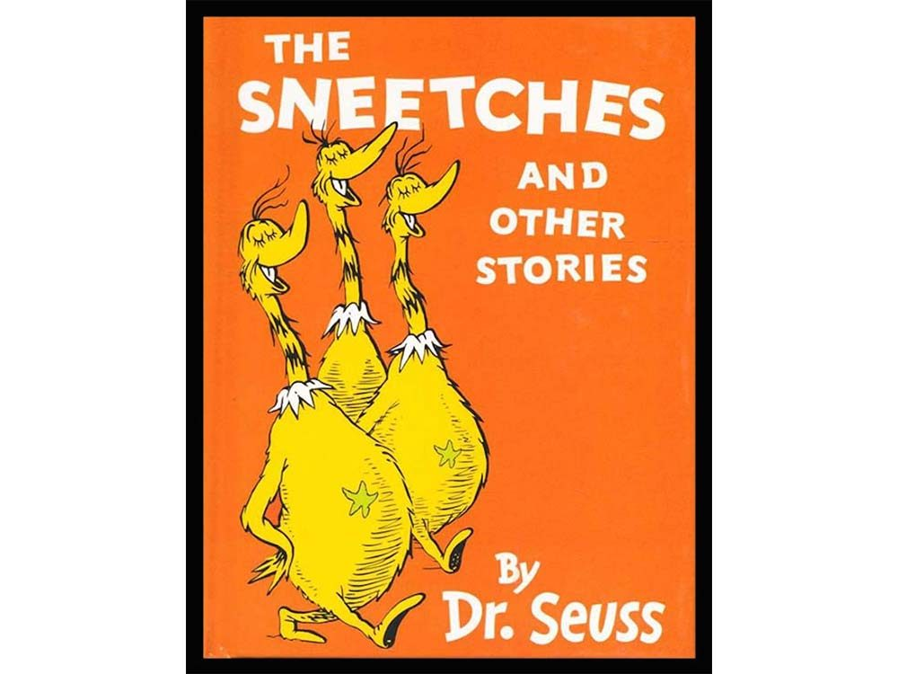 The Sneetches and Other Stories book cover