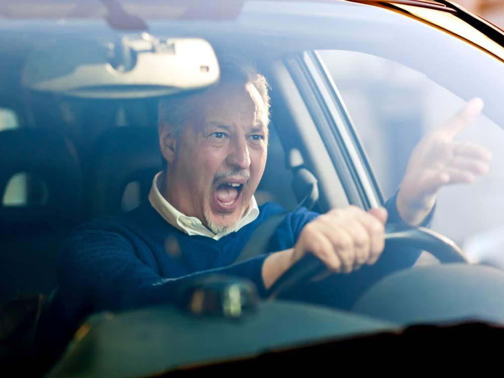 "Pet peeve: ""I HATE When someone cuts me off in traffic!"""