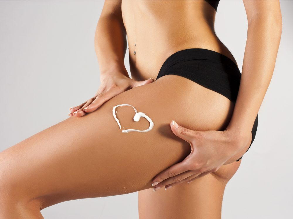 Dermatologists wish you would stop spending money on cellulite-reducing creams