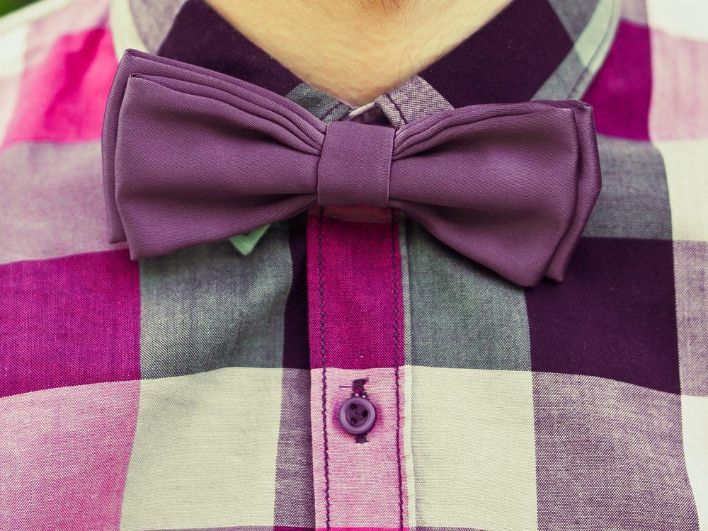 Purple can polarize