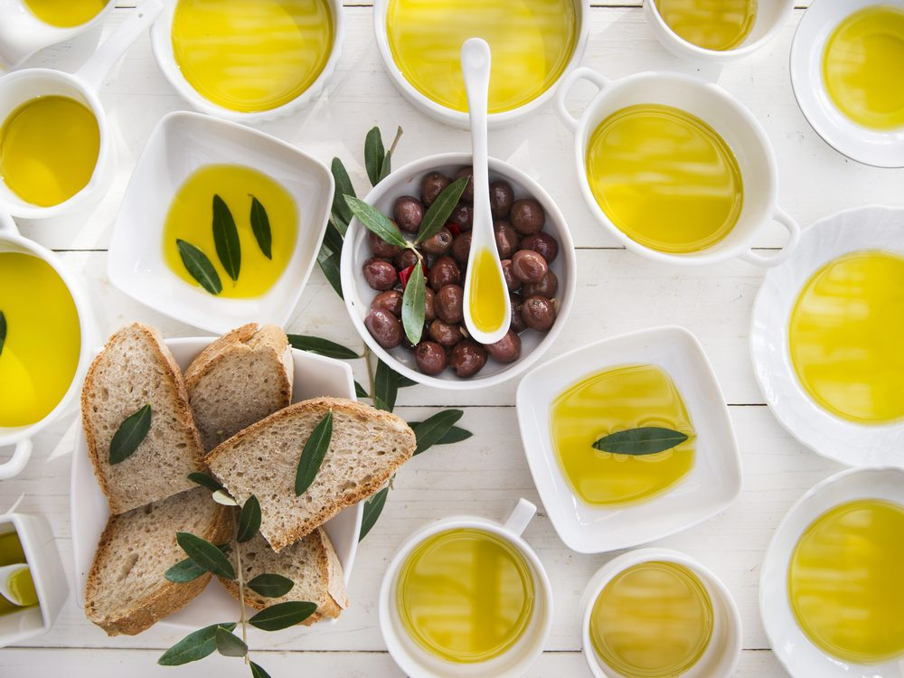 Olive oil might be the key to longer life