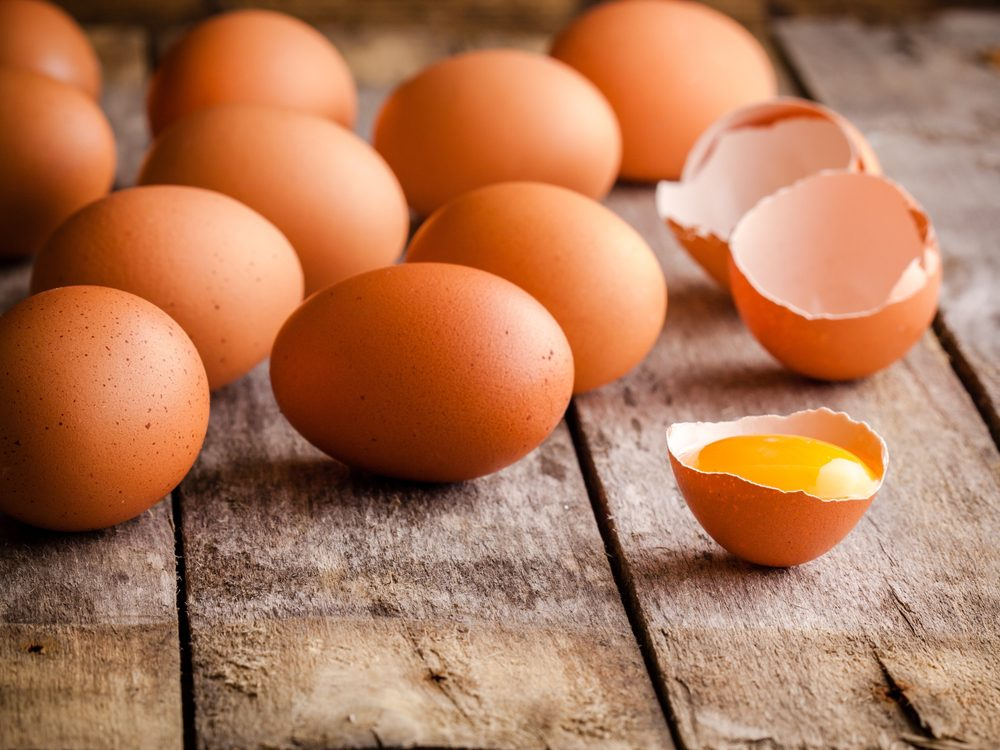 Eggs are one of the best brain foods you can eat