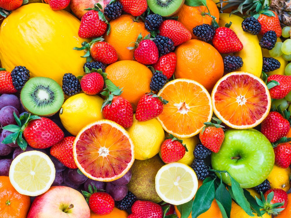 Fresh fruit is an energy boosting food that will wake you up