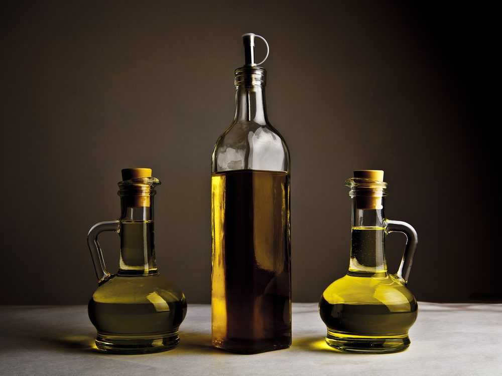 Try olive oil for pain relief