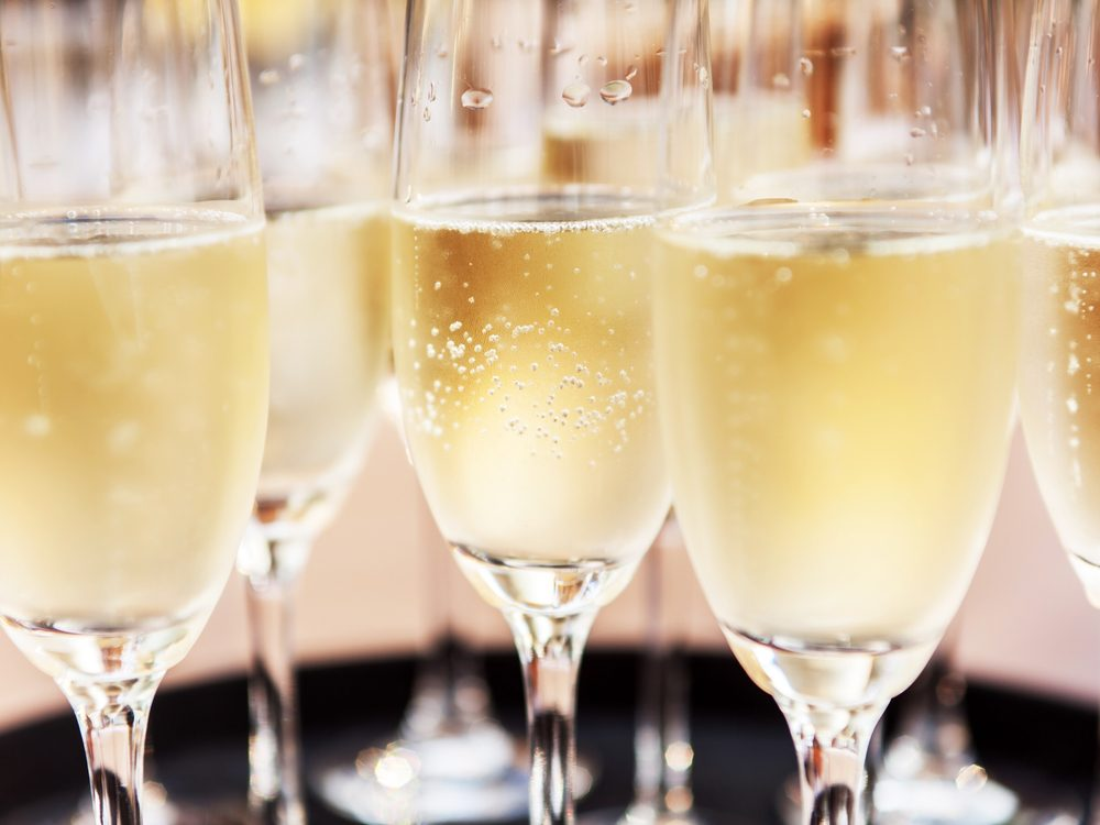 Wine and champagne are some of the best brain foods you can have