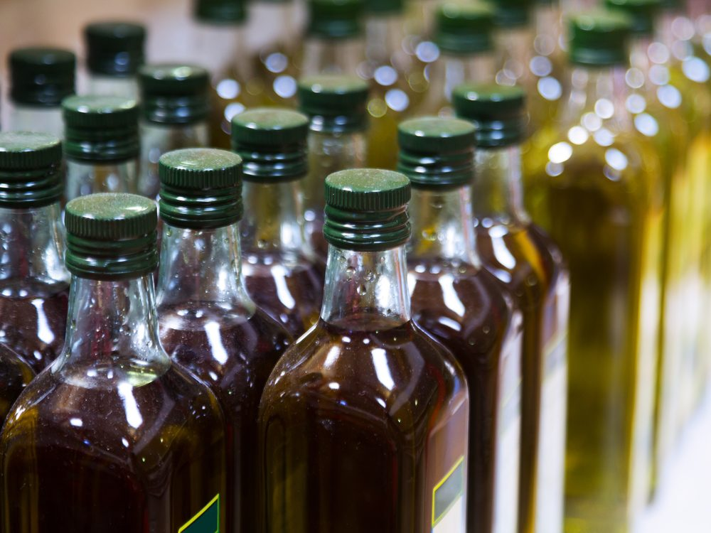 Olive oil labels are not always accurate